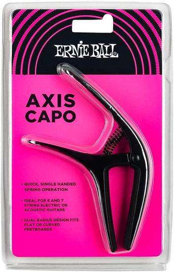 Ernie Ball Axis Capo - Black
