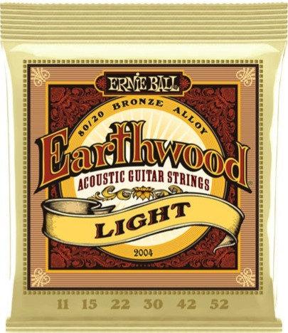 Ernie Ball Earthwood Light