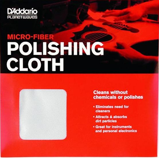 Planet Waves D'addario Polishing Cloth