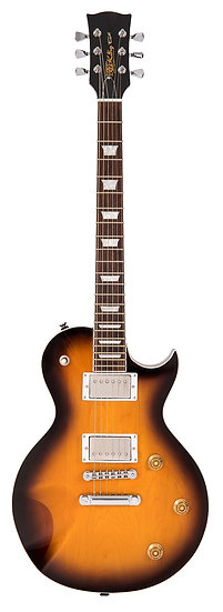 FRET KING BLACK LABEL ECLAT GUITAR - TOBACCO SUNBURST