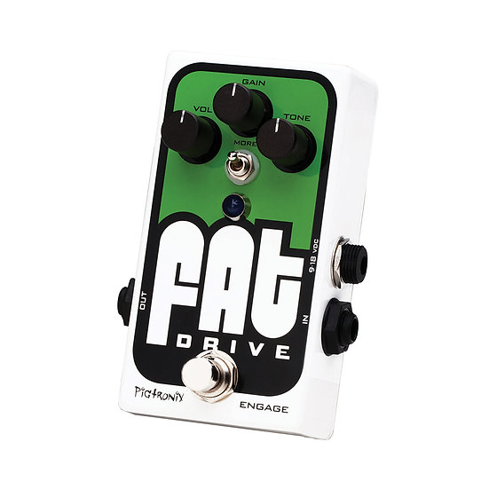 PIGTRONIX FAT DRIVE OVERDRIVE
