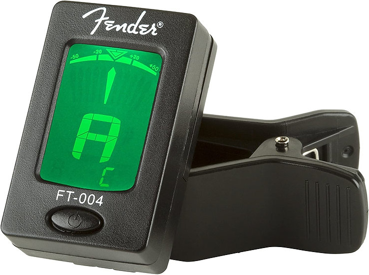 Fender Ft-004 Clip On Tuner