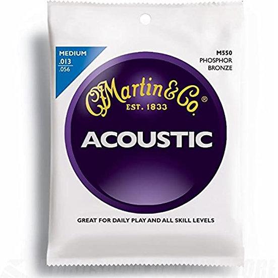 Martin Acoustic Phosphor Bronze Medium