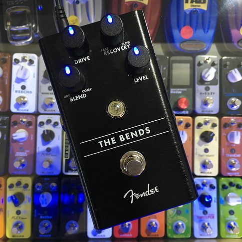 Fender - The Bends Pedal