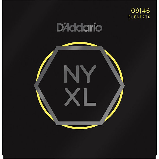 D'addario NYXL0946 Super Lt Top | Reg BTM