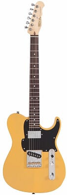 FRET KING BLACK LABEL COUNTRY SQUIRE CLASSIC - BUTTERSCOTCH