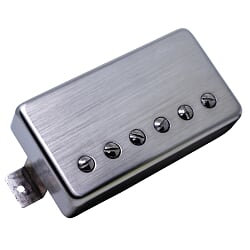 SUPRO PICK UP - SUPRO PAF - BRUSHED NICKEL - BRIDGE