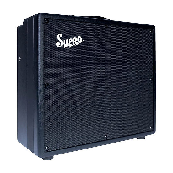 SUPRO GALAXY 50W CHANNEL SWITCHING COMBO AMP WITH REVERB - 240V