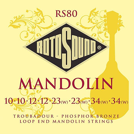 Rotosound Mandolin Strings