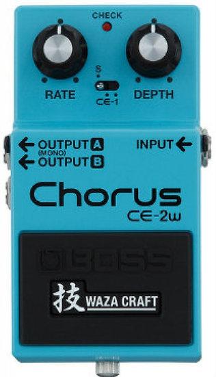 Boss CE2W Waza Craft Chorus