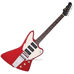 FRET KING BLACK LABEL ESPRIT III - CANDY APPLE RED