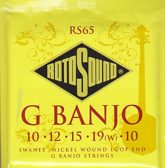 Rotosound G Banjo Strings