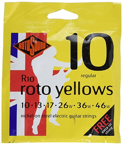 Rotosound R10 Regular