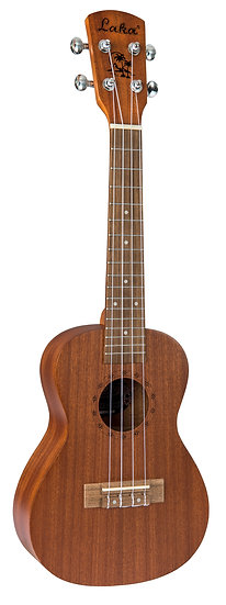 LAKA CONCERT UKULELE & BAG - NATURAL