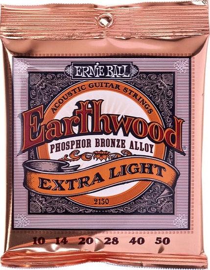 Ernie Ball Earthwood Phosphor Bronze Ex-Light