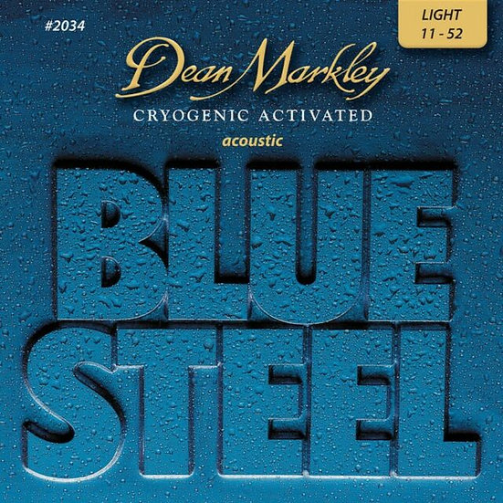 Dean Markley Blue Steel Light Acoustic