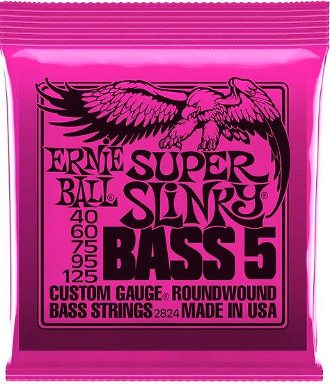 Ernie Ball 5-String Super Slinky
