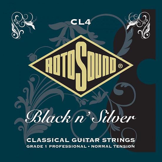 Rotosound CL4 Black n'Silver