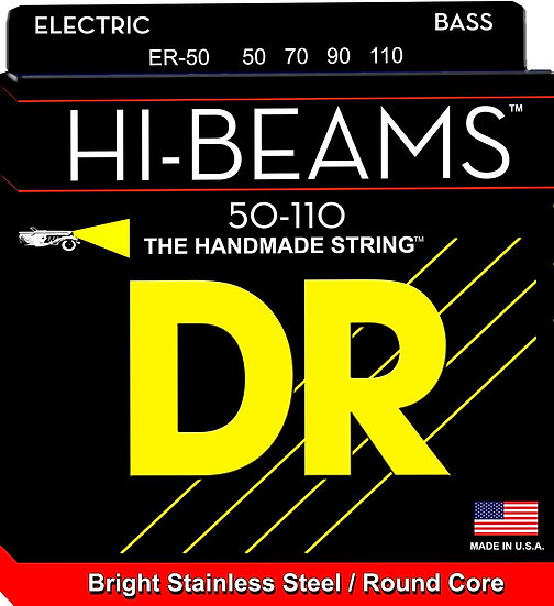 Hi-Beams 50-110 Bass Strings