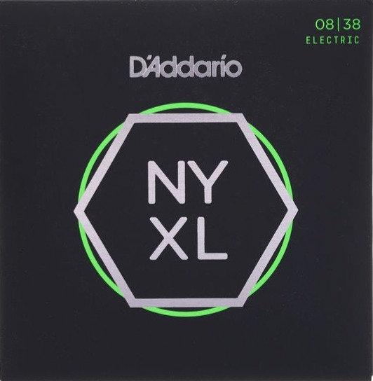 D'addario NYXL0838 Extra Super Light