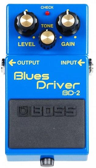 Boss BD-2 Blues Drive Pedal