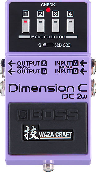 Boss DC2W Dimension C Waza Craft