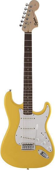 SQUIER AFFINITY STATOCASTER GRAFFITI YELLOW