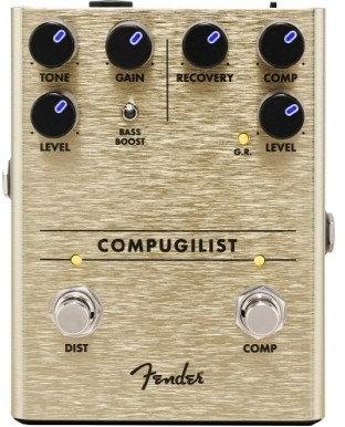 Fender Compugilist Compressor Pedal