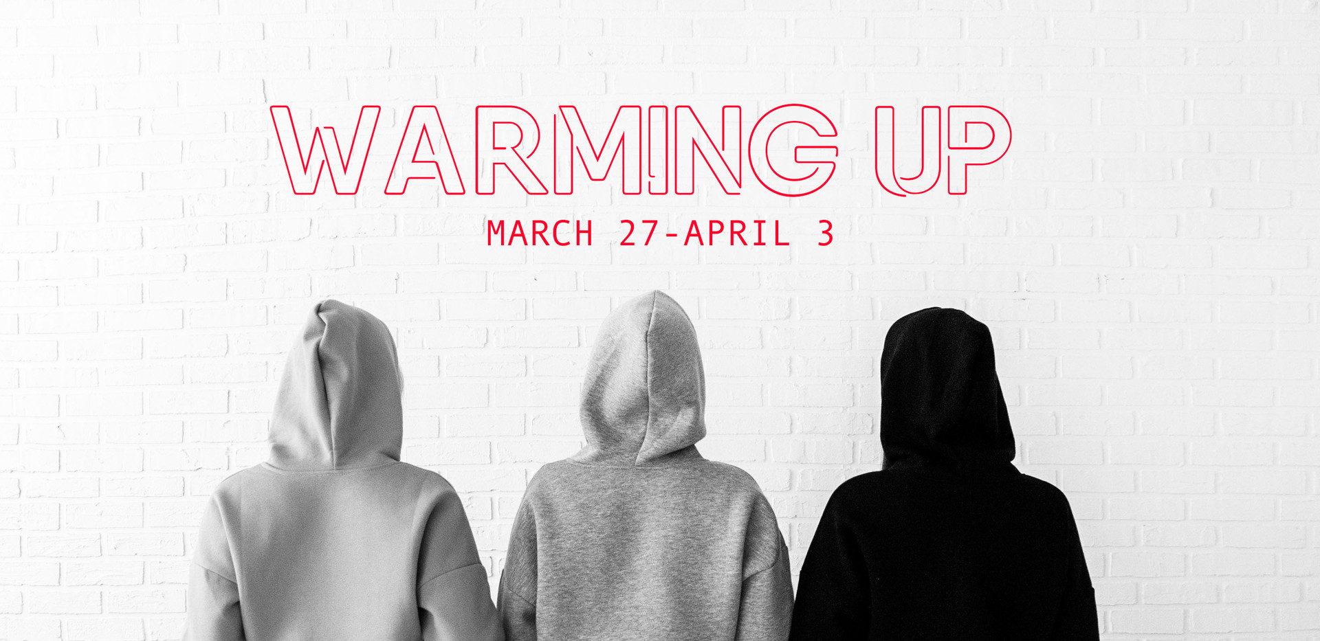 The Fort Worth Art Collective presents WARMING UP a virtual Spring Gallery Night weeklong exhibit featuring new, personal work created with hope and inspiration as we move into a new year with a sense of purpose and creativity.