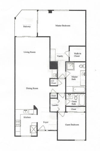 Orange202 Floorplan