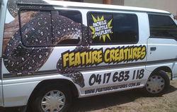 The Animal Van