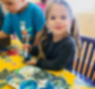 Art Classes for toddlers and Preschoolers