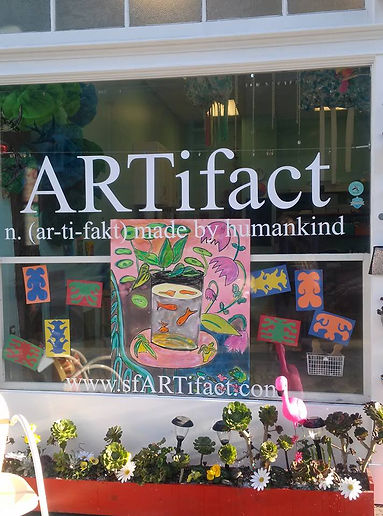 ART Classes and Camps for Kids