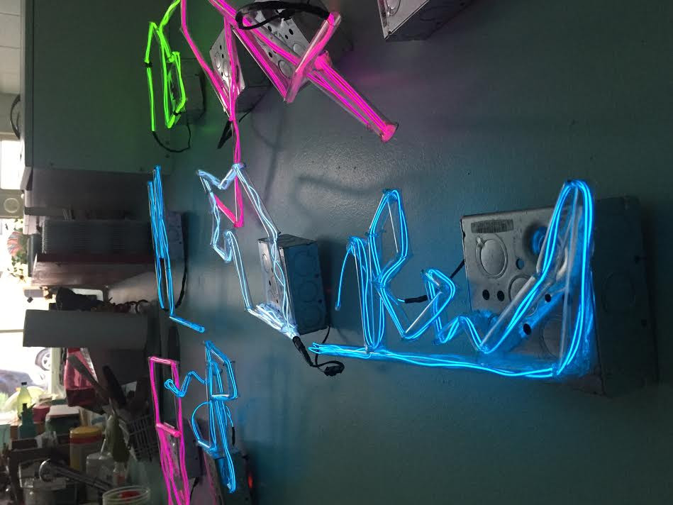 Neon Signs as Pop Culture