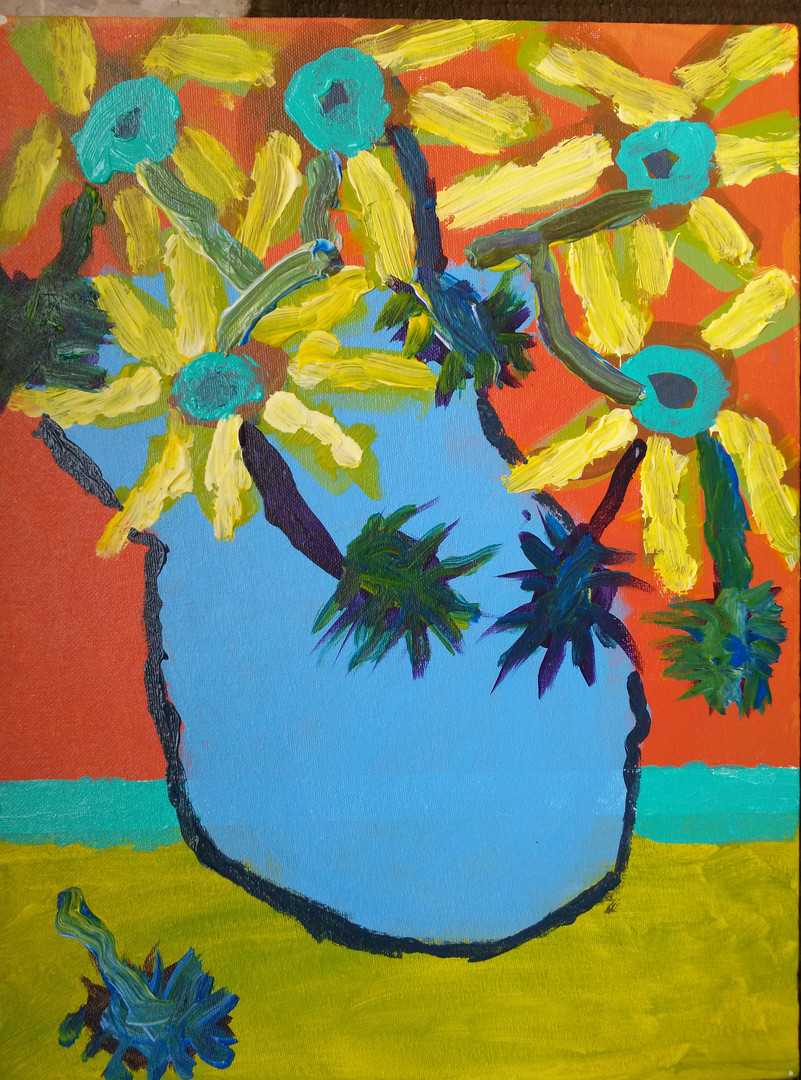 From Van Gogh to Paul Gauguin