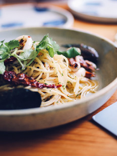pasta - gourmet restaurant - farrys boutique hotel