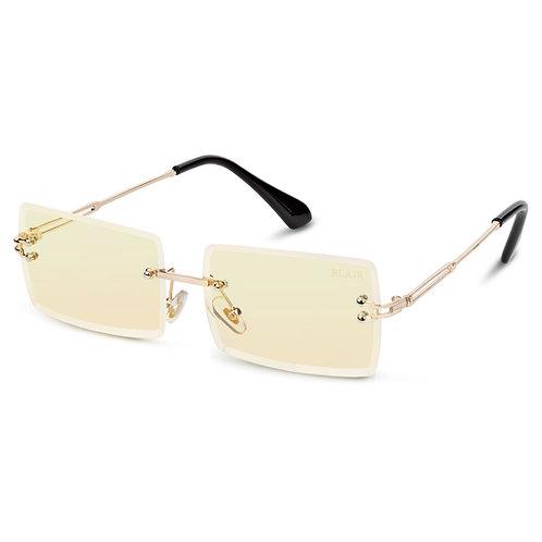 Ivy Sonnenbrille (gelb)