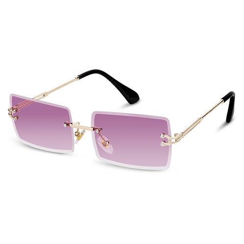Ivy Sonnenbrille (lila)