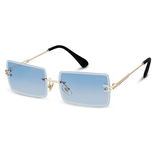 Ivy Sonnenbrille (blau)