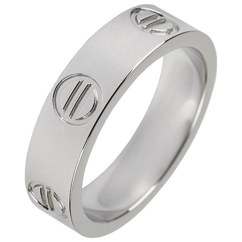 NOTORIOUS Ring - (silber)