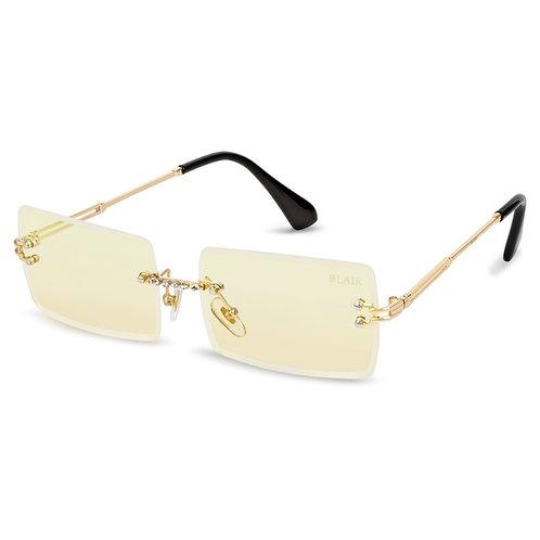 Ivy Diamond Sonnenbrille (gelb)