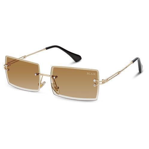 Ivy Sonnenbrille (braun)