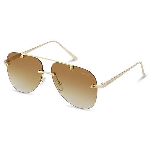 Amber Sonnenbrille (braun)