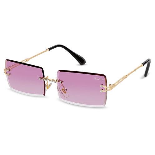 Ivy Diamond Sonnenbrille (lila)