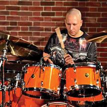 Gergo Borlai, drums