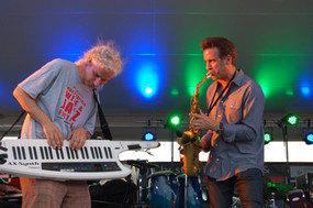 Michael Silverman and Eric Marienthal