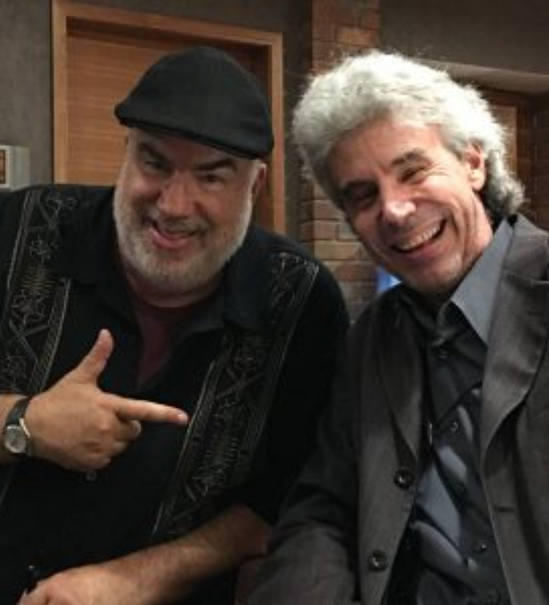 Randy brecker and Gary Meek