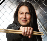 Mike Mangini, drums