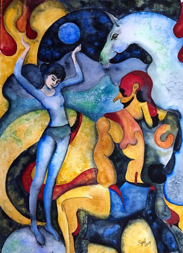 Picasso reimagined