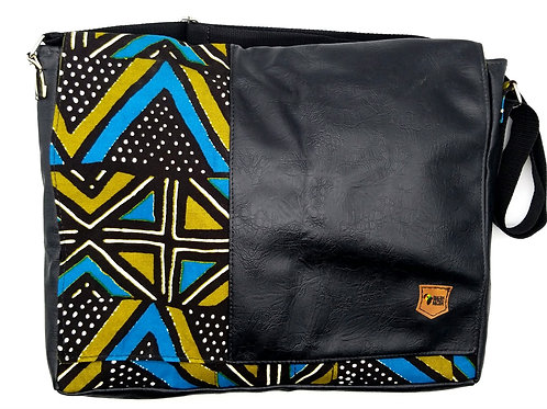 Ejisu Messenger Bag